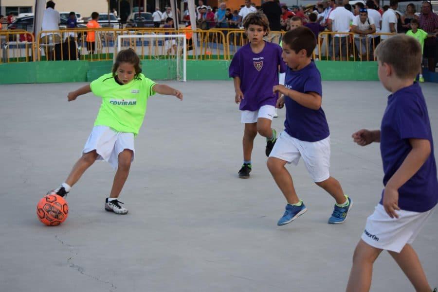 El Torneo 3x3 del Haro Sport Club reúne a más de un centenar de participantes 13