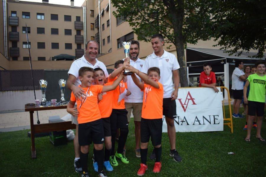 El Torneo 3x3 del Haro Sport Club reúne a más de un centenar de participantes 5