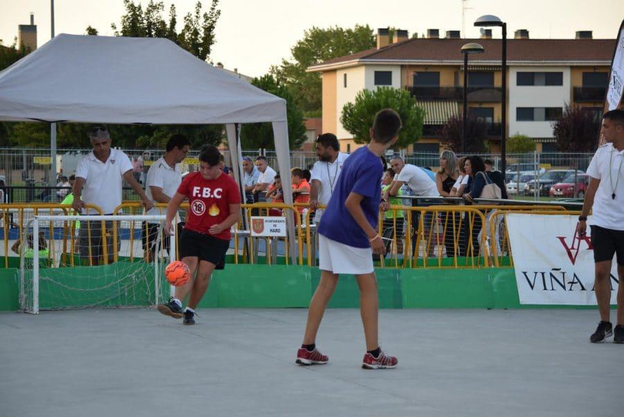 El Torneo 3x3 del Haro Sport Club reúne a más de un centenar de participantes 10