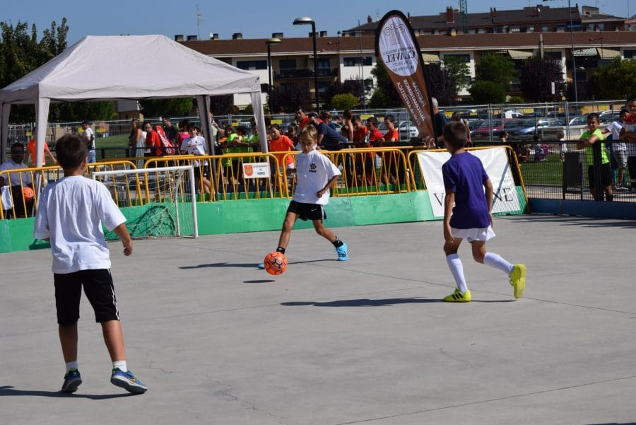 El Torneo 3x3 del Haro Sport Club reúne a más de un centenar de participantes 34
