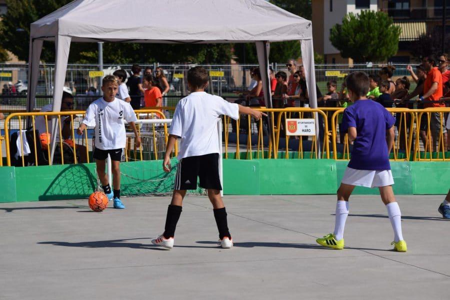El Torneo 3x3 del Haro Sport Club reúne a más de un centenar de participantes 35