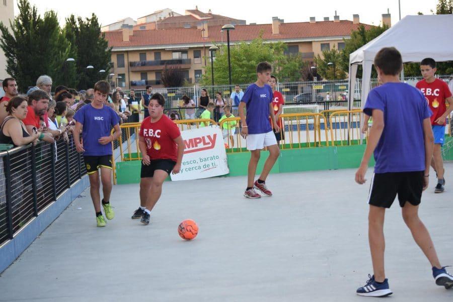 El Torneo 3x3 del Haro Sport Club reúne a más de un centenar de participantes 11