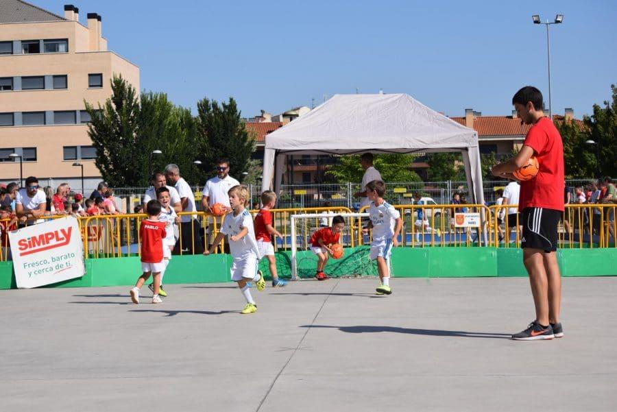 El Torneo 3x3 del Haro Sport Club reúne a más de un centenar de participantes 24