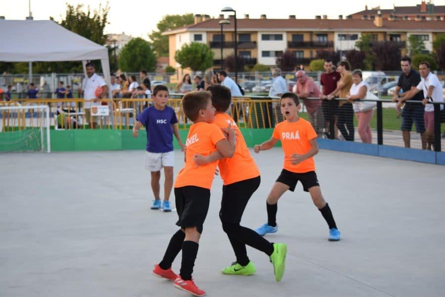 El Torneo 3x3 del Haro Sport Club reúne a más de un centenar de participantes 12