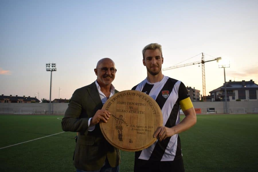 El Haro Deportivo se queda el Trofeo Luis de la Fuente 7