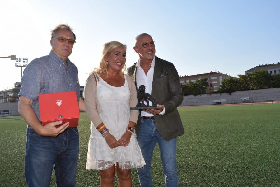 El Haro Deportivo se queda el Trofeo Luis de la Fuente 4