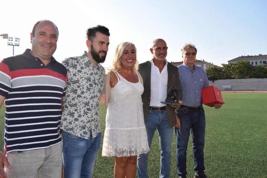 El Haro Deportivo se queda el Trofeo Luis de la Fuente 5
