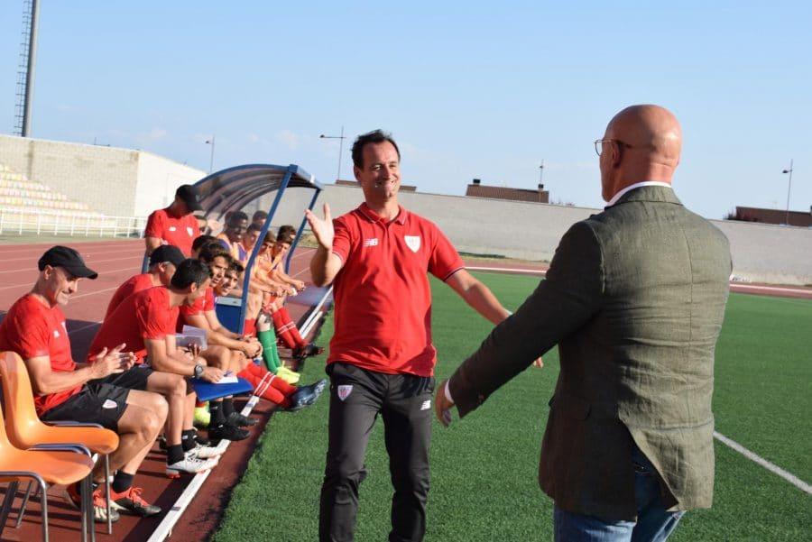 El Haro Deportivo se queda el Trofeo Luis de la Fuente 12