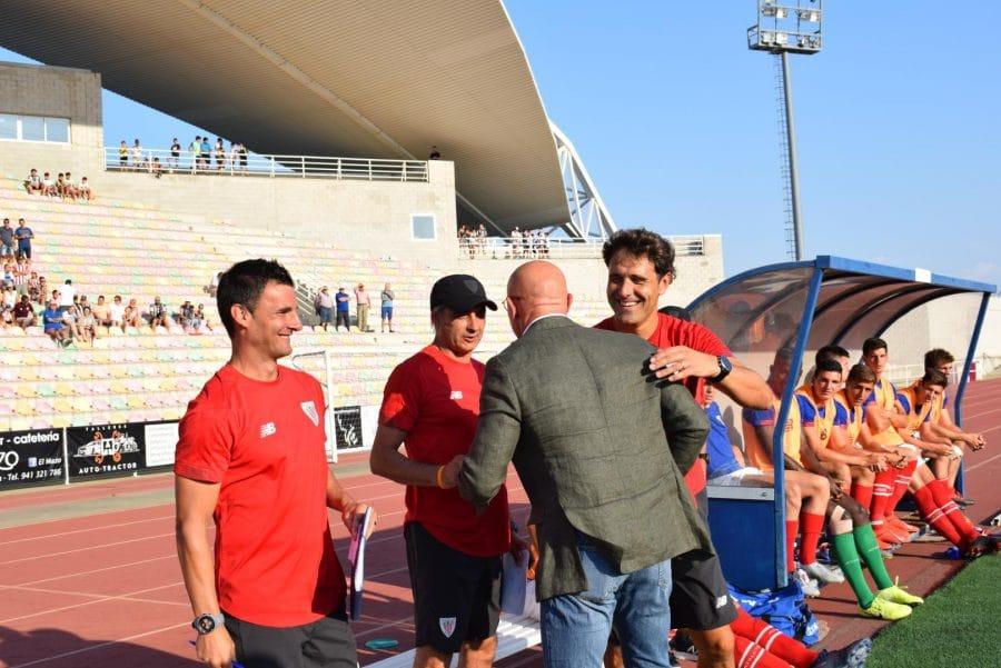 El Haro Deportivo se queda el Trofeo Luis de la Fuente 13