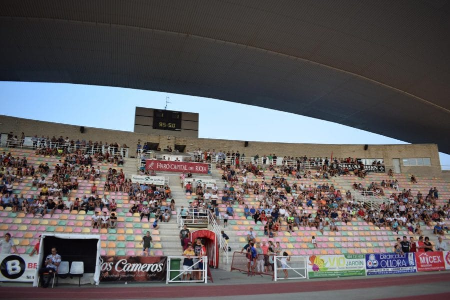 El Haro Deportivo se queda el Trofeo Luis de la Fuente 22