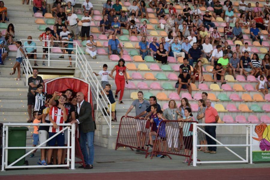 El Haro Deportivo se queda el Trofeo Luis de la Fuente 23