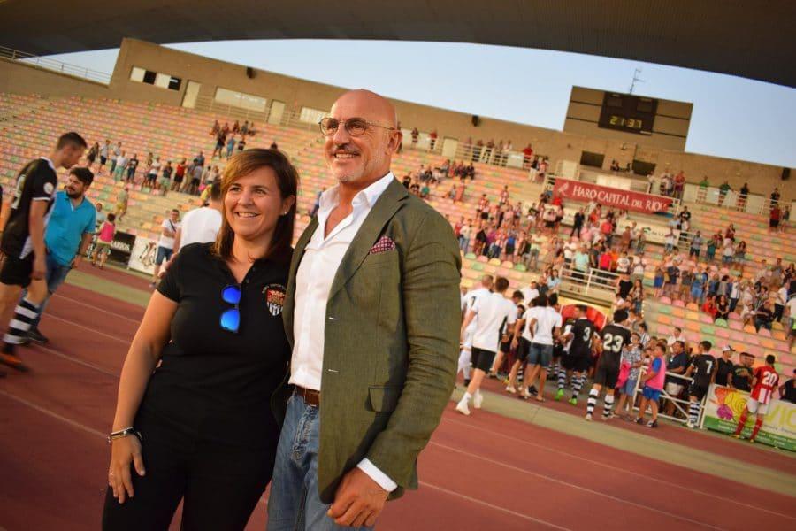 El Haro Deportivo se queda el Trofeo Luis de la Fuente 8