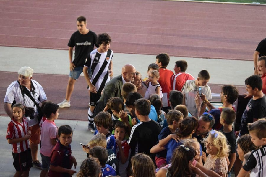 El Haro Deportivo se queda el Trofeo Luis de la Fuente 9