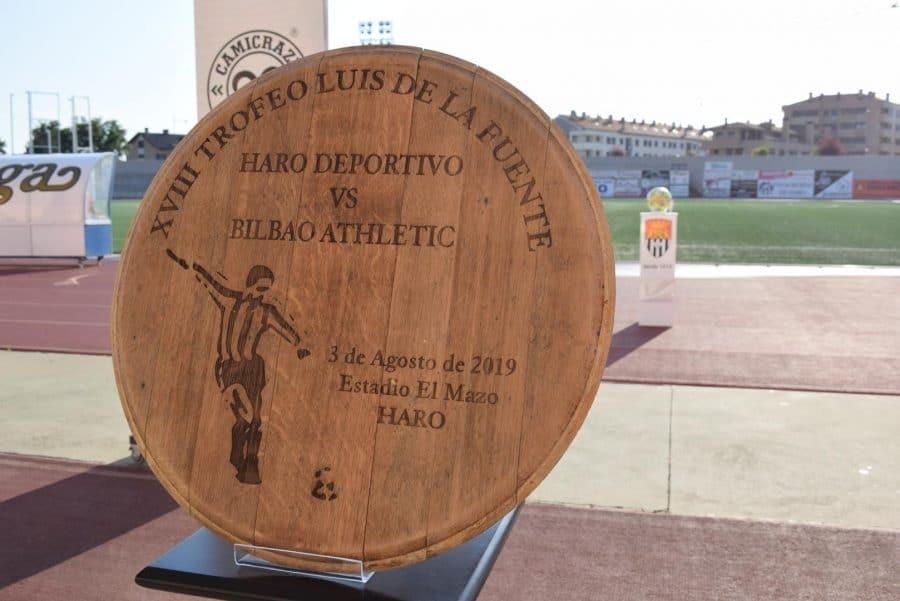 El Haro Deportivo se queda el Trofeo Luis de la Fuente 2