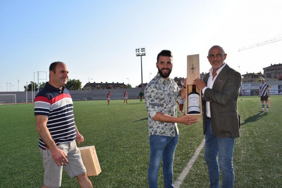 El Haro Deportivo se queda el Trofeo Luis de la Fuente 3