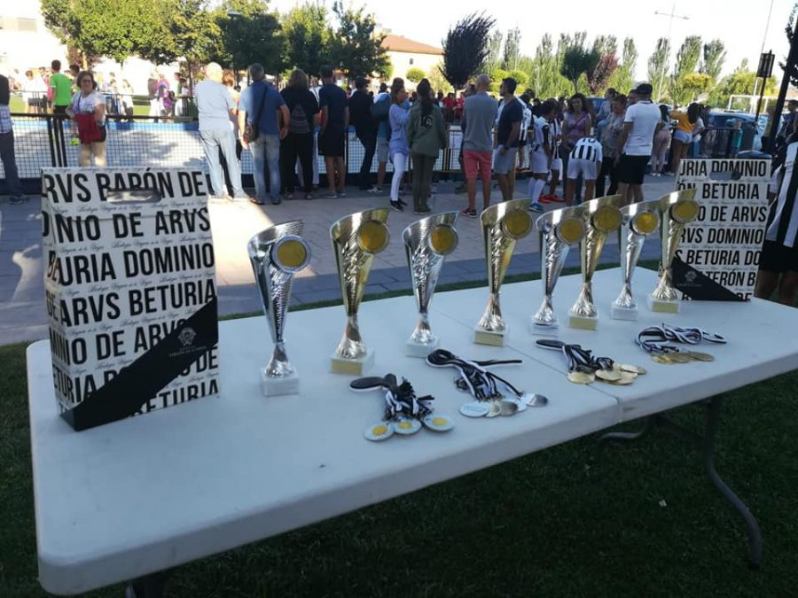 El Haro Sport Club abre las inscripciones para su Torneo de Fútbol 3x3 2