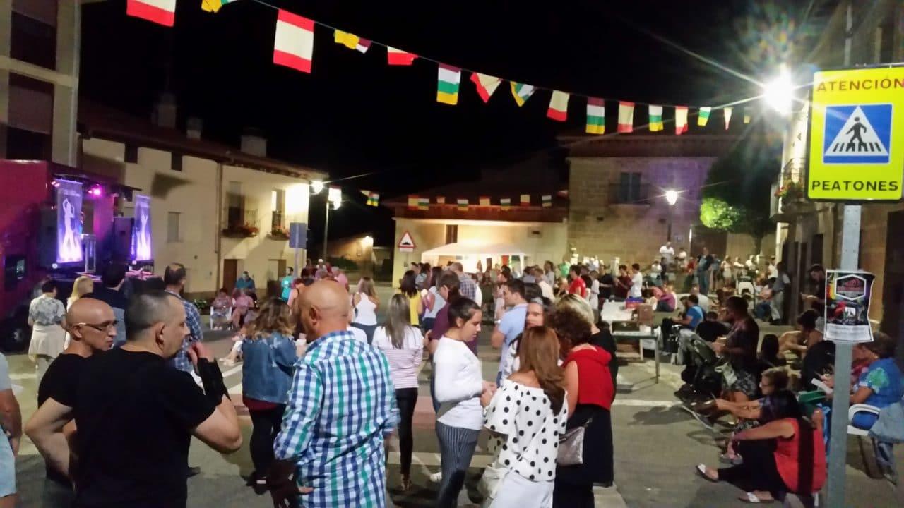 Villalobar celebra sus fiestas del 22 al 25 de agosto 1