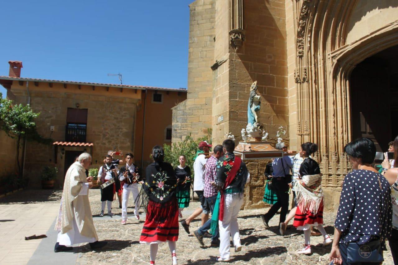 Zarratón aguarda con ganas sus fiestas de la Virgen y San Roque 1