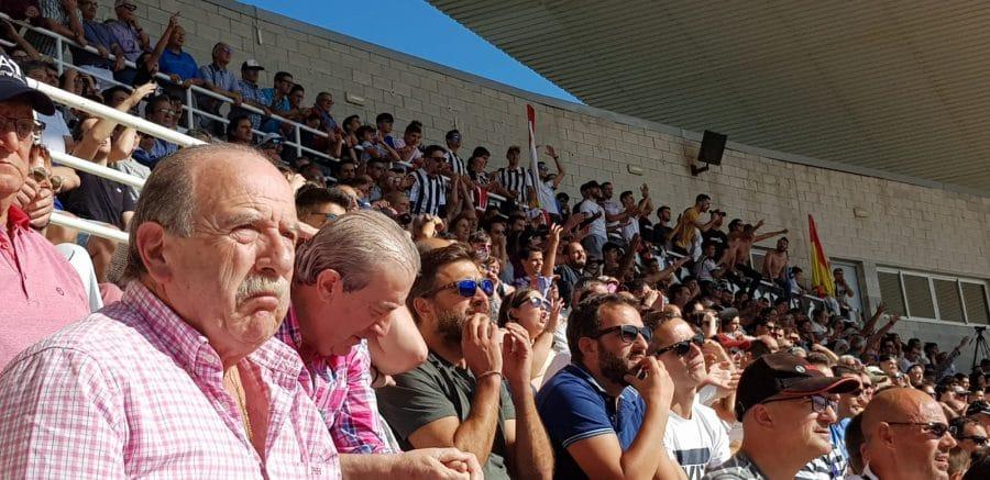 El Burgos CF arranca un punto ante el Haro con diez jugadores 15