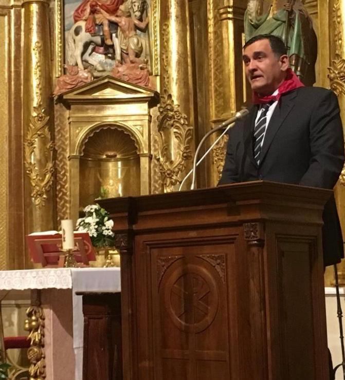 """""""La Vieja Bodega es un lugar donde late una parte del corazón de Casalarreina"""" 1"""