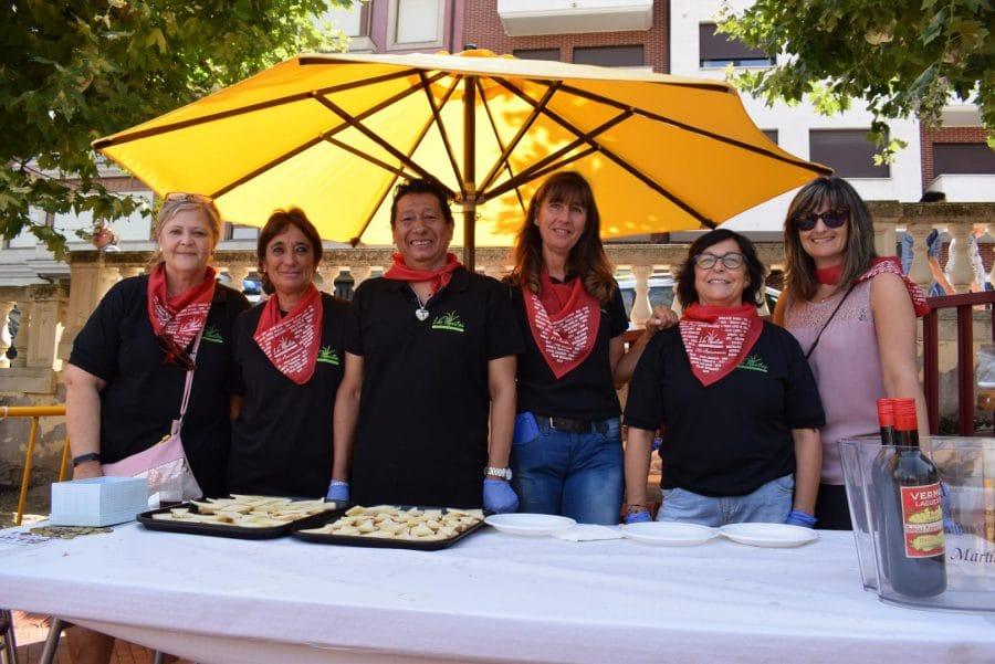 El Barrio de las Huertas cierra sus fiestas con una concurrida comida de hermandad 37