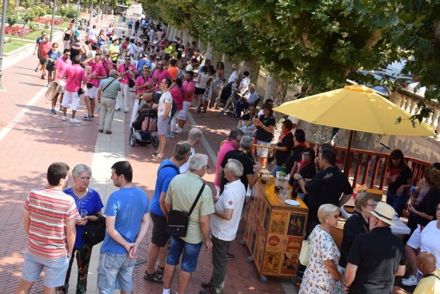 El Barrio de las Huertas cierra sus fiestas con una concurrida comida de hermandad 22