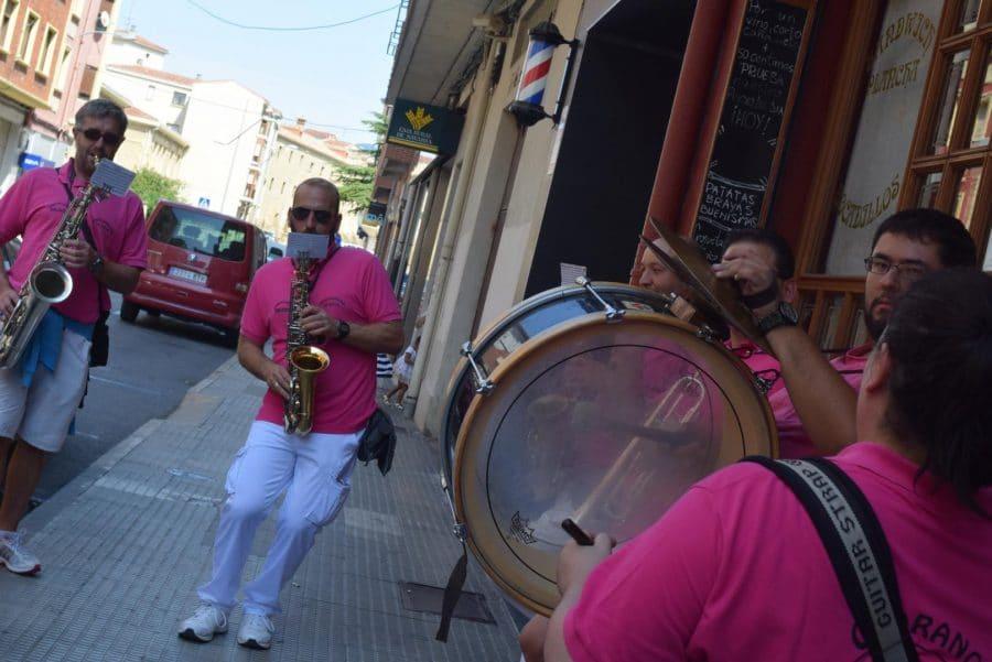 El Barrio de las Huertas cierra sus fiestas con una concurrida comida de hermandad 26