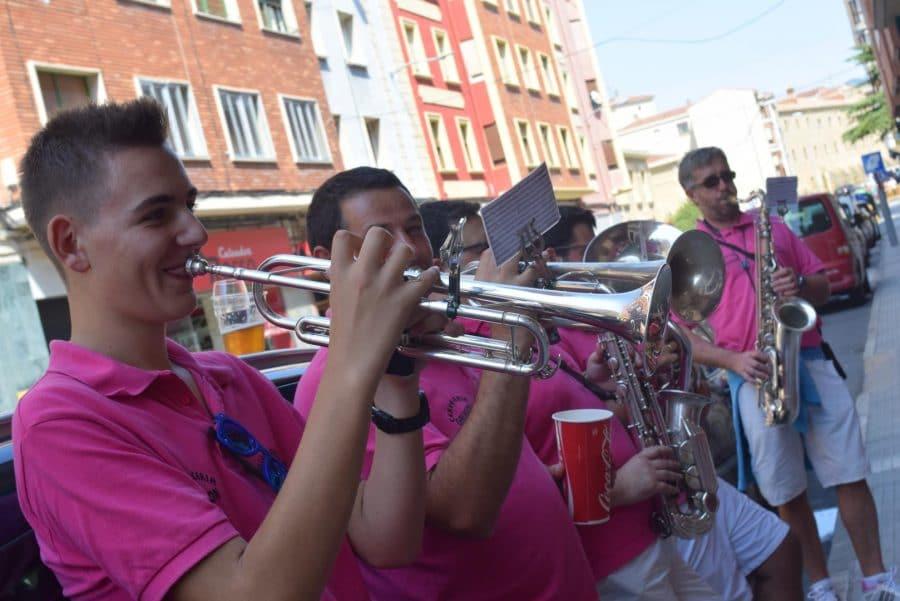 El Barrio de las Huertas cierra sus fiestas con una concurrida comida de hermandad 28