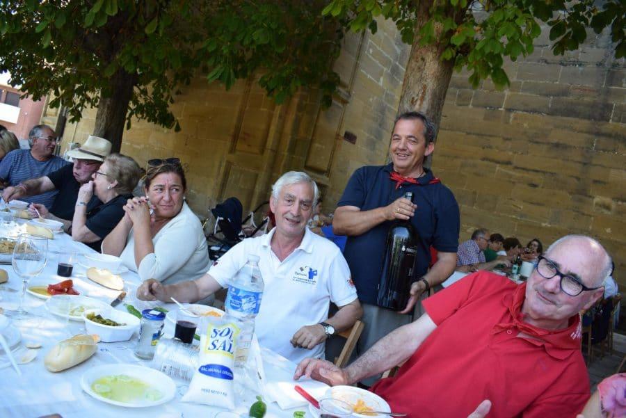 El Barrio de las Huertas cierra sus fiestas con una concurrida comida de hermandad 30
