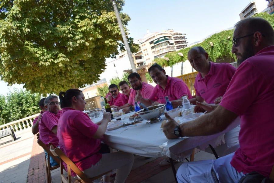 El Barrio de las Huertas cierra sus fiestas con una concurrida comida de hermandad 31