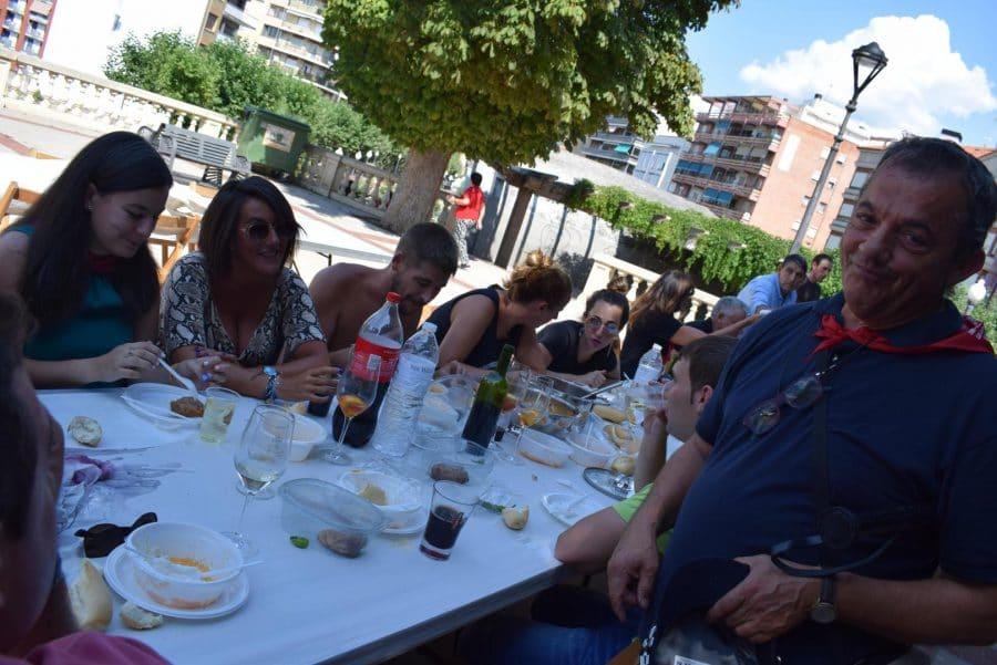 El Barrio de las Huertas cierra sus fiestas con una concurrida comida de hermandad 32