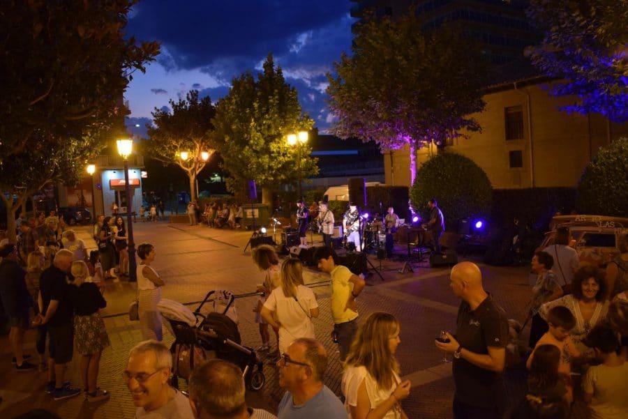 El Barrio de las Huertas cierra sus fiestas con una concurrida comida de hermandad 8