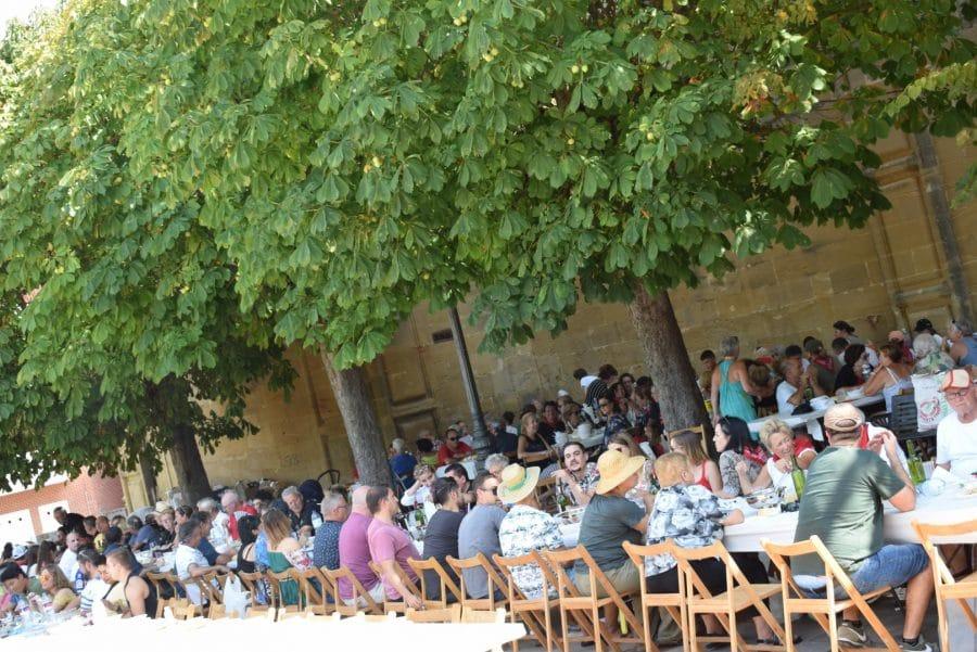 El Barrio de las Huertas cierra sus fiestas con una concurrida comida de hermandad 34