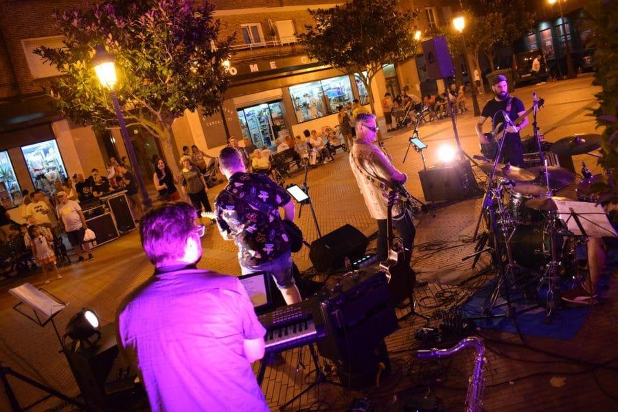 El Barrio de las Huertas cierra sus fiestas con una concurrida comida de hermandad 10