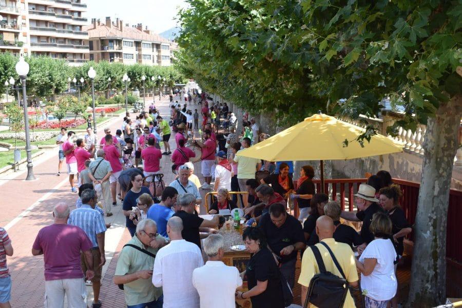 El Barrio de las Huertas cierra sus fiestas con una concurrida comida de hermandad 11