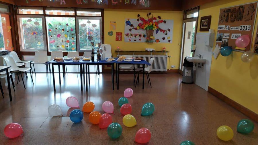 Pilar Porres celebra su cien cumpleaños en el Hogar Madre de Dios 4