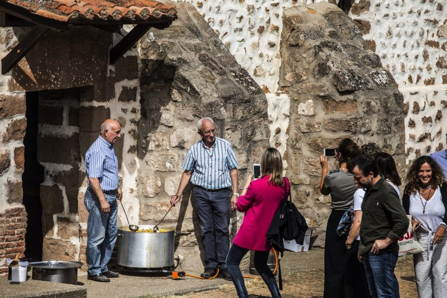 Un encuentro para dar visibilidad a la gastronomía de los pueblos 11
