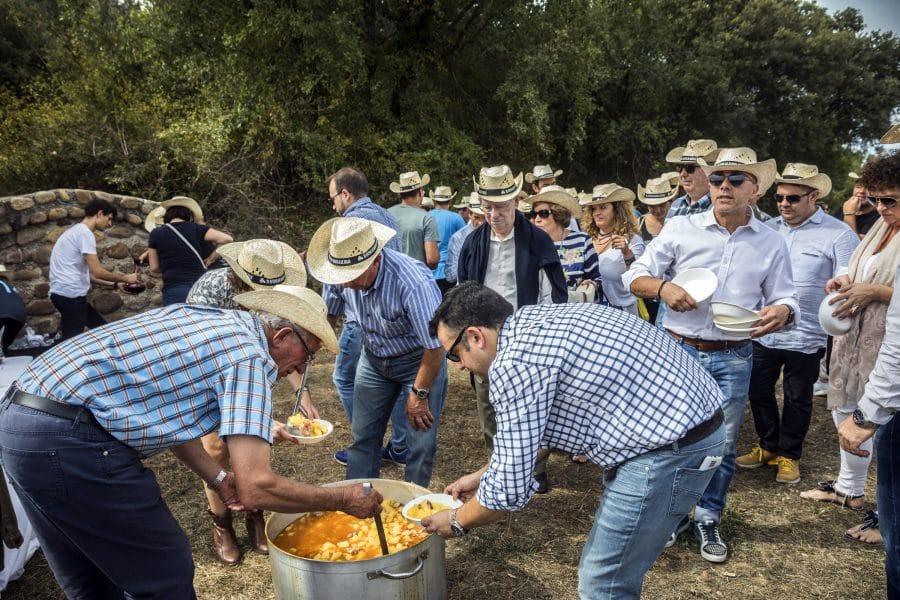 Un encuentro para dar visibilidad a la gastronomía de los pueblos 13
