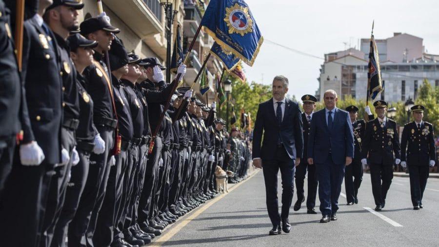 Día de la Policía Nacional: Rivado reitera la necesidad de cubrir plazas en la Policía Local de Haro 2