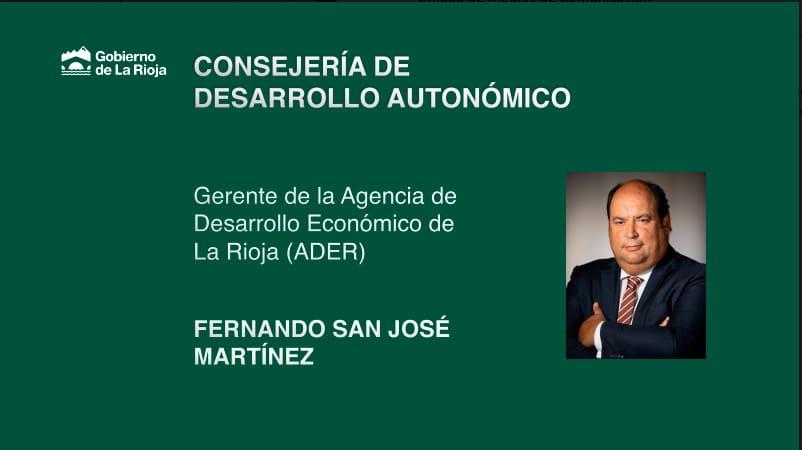 Un directivo del Athletic, nuevo responsable de la ADER: Fernando San José 1