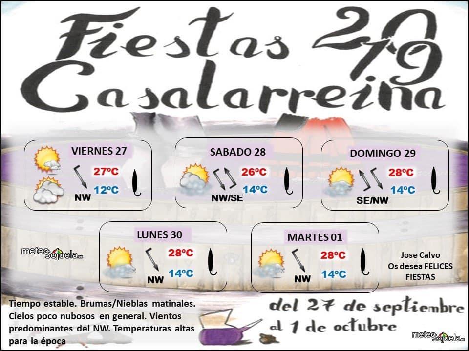 """Casalarreina se entrega a la fiesta: """"¡Viva la Virgen del Campo!"""" 6"""