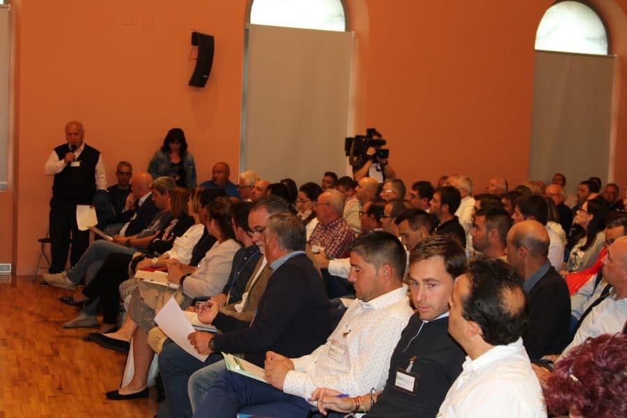 El alcalde de Huércanos, Roberto Varona, reelegido presidente de la Federación Riojana de Municipios 1