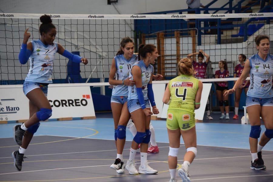 Finaliza el Memorial Lorena Ojeda con el triunfo del May Deco Voleibol Logroño 10