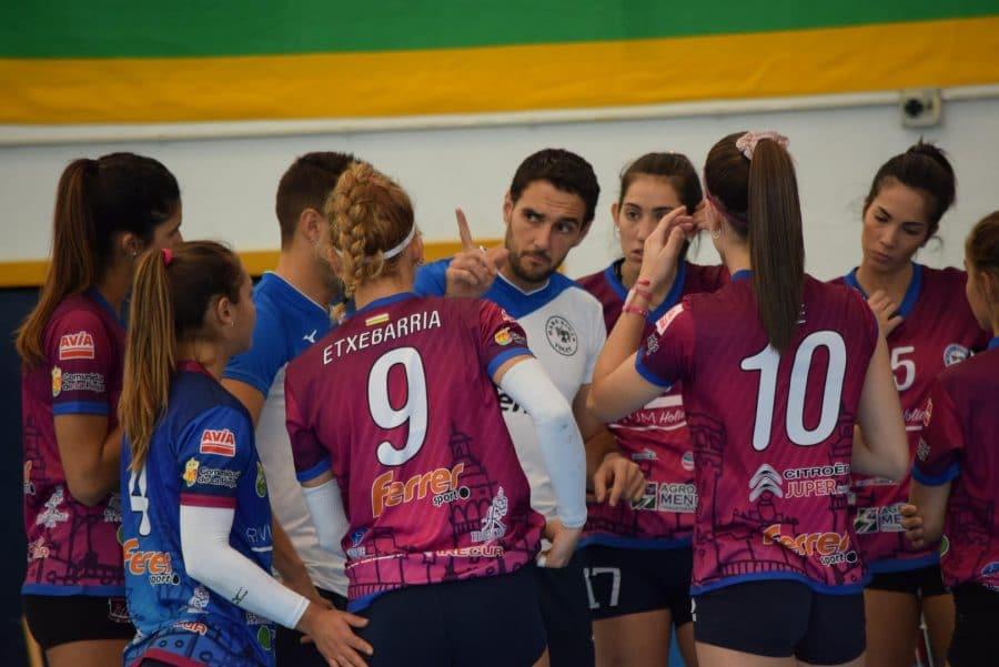 Finaliza el Memorial Lorena Ojeda con el triunfo del May Deco Voleibol Logroño 2