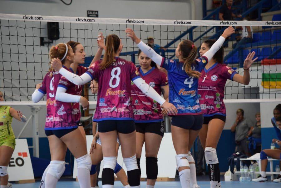 Finaliza el Memorial Lorena Ojeda con el triunfo del May Deco Voleibol Logroño 4