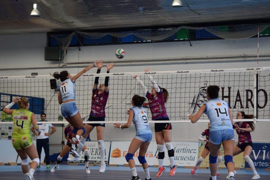 Finaliza el Memorial Lorena Ojeda con el triunfo del May Deco Voleibol Logroño 5