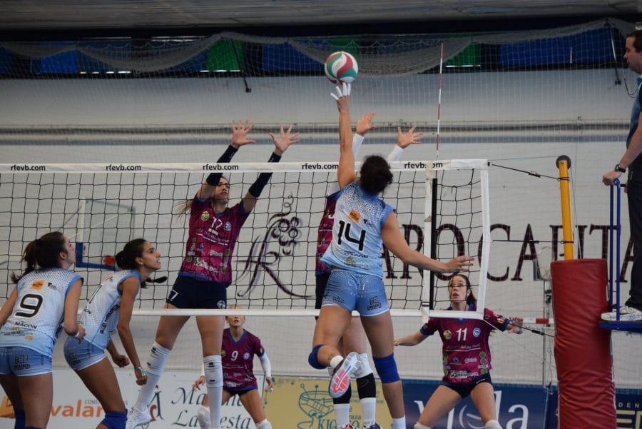 Finaliza el Memorial Lorena Ojeda con el triunfo del May Deco Voleibol Logroño 6