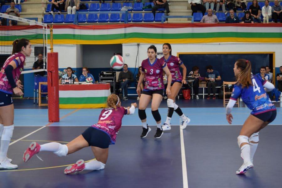 Finaliza el Memorial Lorena Ojeda con el triunfo del May Deco Voleibol Logroño 7