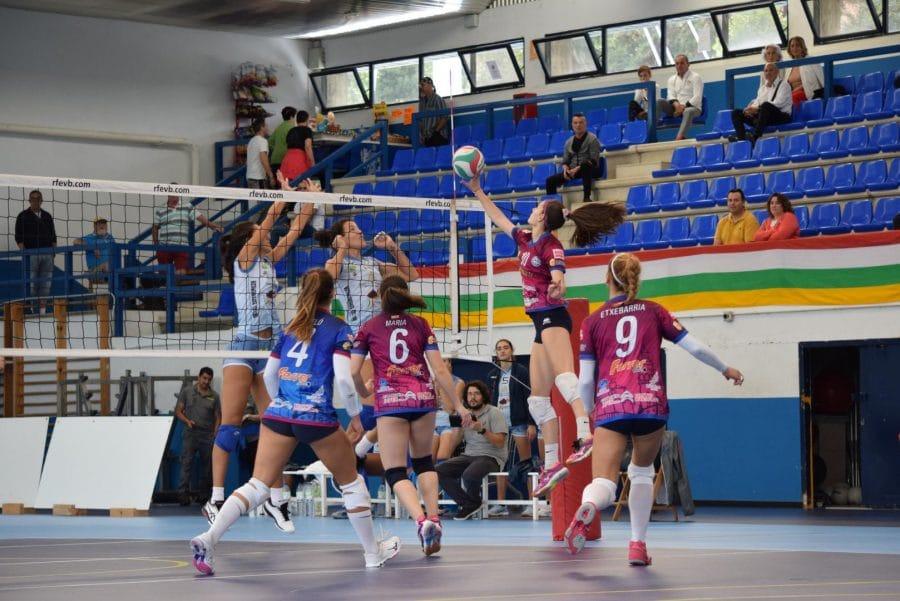 Finaliza el Memorial Lorena Ojeda con el triunfo del May Deco Voleibol Logroño 8