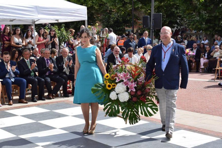Haro se echa a la calle para honrar con flores a la Virgen de la Vega 70